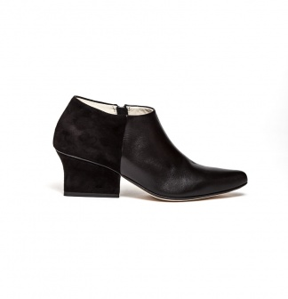 Chris ankle boots black