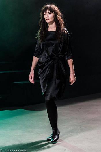 EIJK style NIKI at Maria Lux show