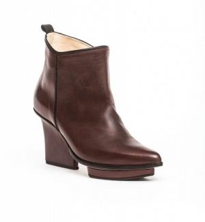 Glenn ankle boots bordeaux