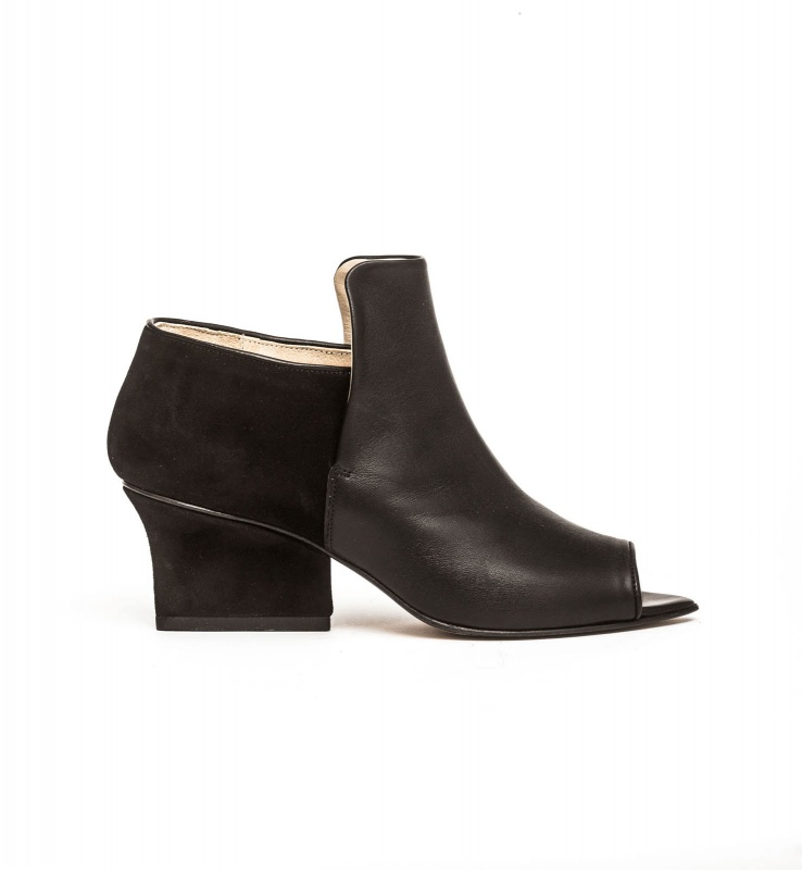 Gwen ankle boots black
