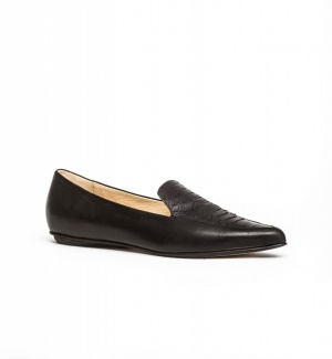 Molly loafers black