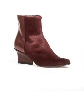 Ryan ankle boots bordeaux