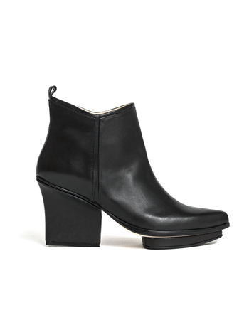 Glenn ankle boots black