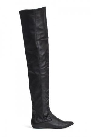 Daryl thigh high boots