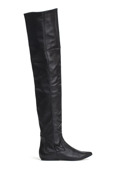 Daryl thigh high boots