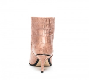 Denis ankle boots nude croco