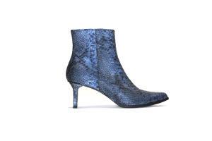 Randy ankle boots ocean python