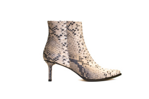 Randy ankle boots sand python