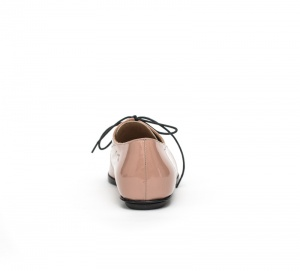 Renee derby shoes nude