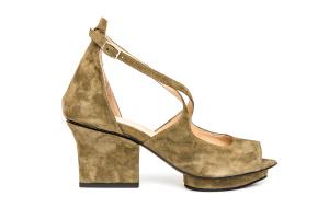 Sammy sandals olive