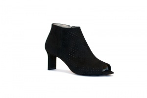 Roxy ankle boots black