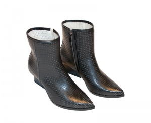Tommie ankle boots black