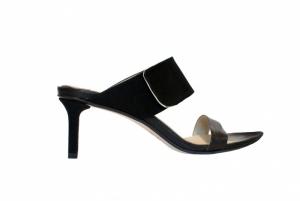 Lucille strap sandals black