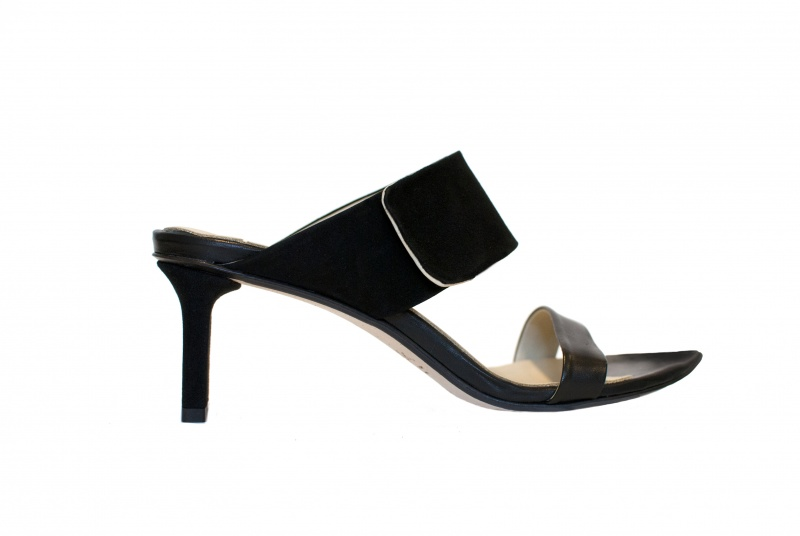 940e0f761ba lucille strap sandals black eijk amsterdam stylish dutch design 6cm heel