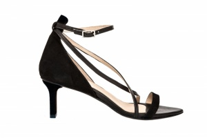Maggie strappy sandals black