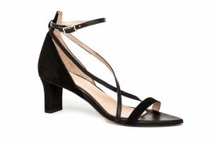 Maggie strappy sandals black