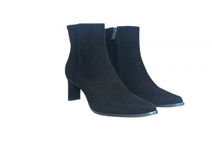 Randy ankle boots black suede