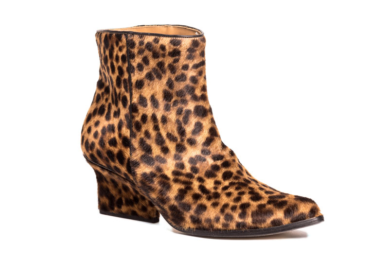 Denis ankle boots leopard - Pre Order