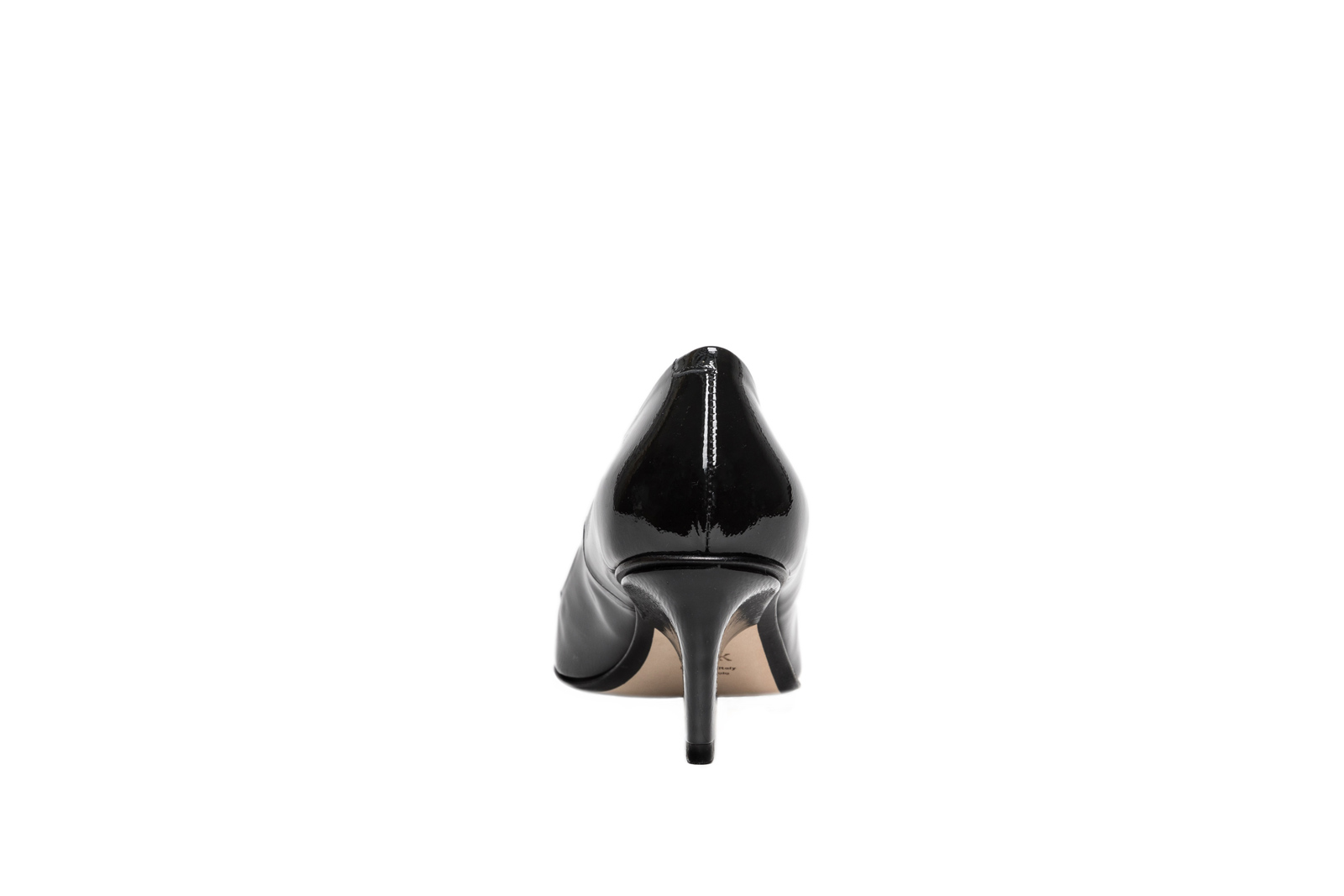 EIJK Jo pumps black patent leather back