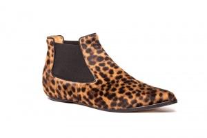 Niki chelsea boots Leopard - Pre Order