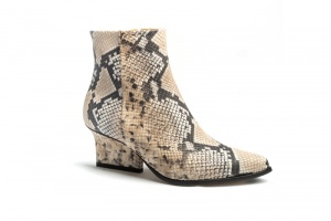 Ryan ankle boots beige angle view