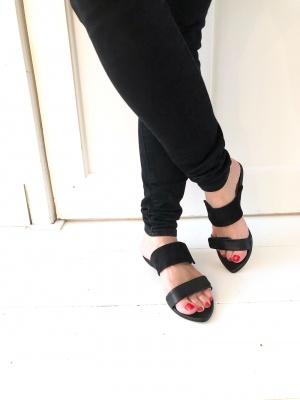 Jody Black Sandals